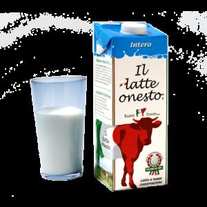 Latte Intero